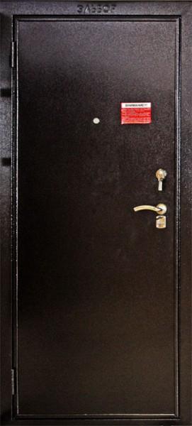 взломостойкие противопожарные входные двери