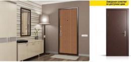 Входные двери Бульдорс-11, Заводское качество по доступной цене